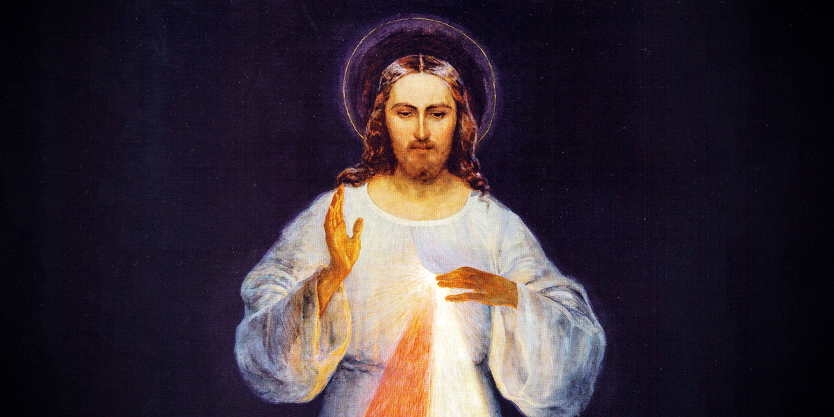 Jésus j'ai confiance en Toi !